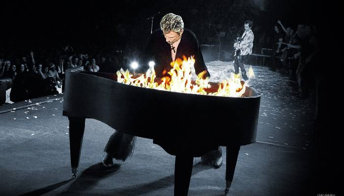 Collection Johnny Hallyday Bercy 2003
